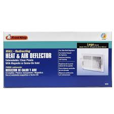 Floorregisters N Vents by Heat And Air Deflector Hd7 The Home Depot