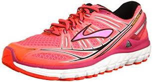 Brooks Cushioning Running Shoes Amazon Com Brooks Women U0027s Transcend Support Running Shoe Road