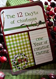 12 days of christmas for your husband darby dugger