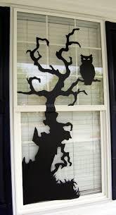 Clip Art And Templates For Halloween Decorations Martha Stewart by Best 25 Halloween Window Ideas Only On Pinterest Halloween