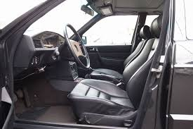 there u0027s a super rare 1991 mercedes 190e 2 5 16v evo ii for sale in