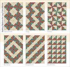 log home layouts log cabin quilt pattern variations ballkleiderat decoration
