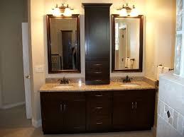 bathroom countertop storage cabinets amazing custom bathroom vanities bathroom cabinets linen storage and