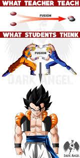 Dbz Meme - dbz fusion meme by arjundarkangel on deviantart