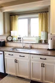 modern kitchen curtains kitchen design