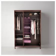 Ikea Closet Organizer by Bedroom Interesting Brusali Wardrobe Cabinets For Your Bedroom