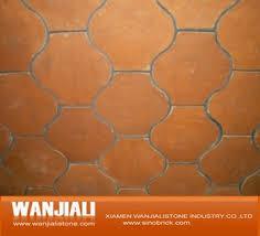 ceramic handmade antique terracotta floor tiles for paving with