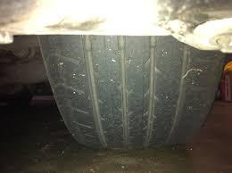 lexus is350 front tires oe tire life clublexus lexus forum discussion