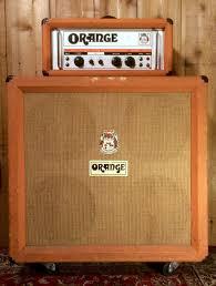 Orange Cabinet 4x12 Instruments U2014 Rax Trax Recording