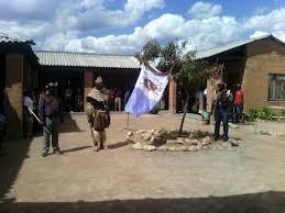 Th Flag Mzilikazi Ii Replaces Th Basc Flag With Mthwakazi Flag