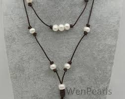 etsy necklace pearl images Pearl drop necklace etsy jpg