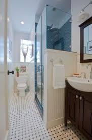Kleine Badezimmer Design 104 Besten Schmales Badezimmer Bilder Auf Pinterest Kleine Bäder