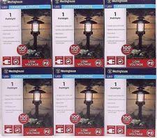 Westinghouse Low Voltage Led Landscape Lighting Hardwired Electric Outdoor Lighting With Low Voltage Ebay