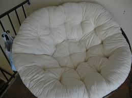 Leather Papasan Cushion by Furniture White Tufted Papasan Cushion Ikea For Interesting Home