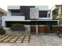 Home Architect Design In Pakistan Contemporary Residence By Adil Yusuf Associates 1 Kanal House