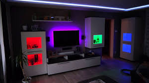 Wohnzimmer Beleuchtung Bilder Led Wohnzimmer Youtube