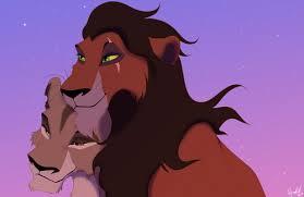 lion king couples images scar zira hd wallpaper background