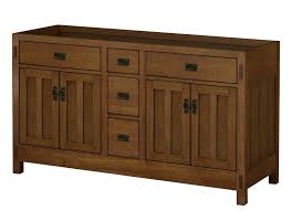 sagehill american craftsman 60 bathroom vanity base reviews