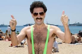Borat Not Meme - how a feminist s artwork was inspired by a borat prank new york post