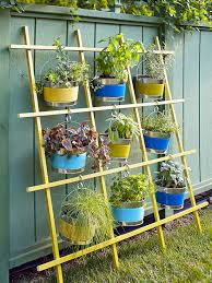 Garden With Trellis Plant The Perfect Small Space Garden With These 8 Crafty Diys