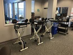 Troy University Help Desk College Adds New Spin To Studying Installs Exercise Bikes In