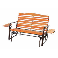 Chair Gliders Bar Furniture Patio Swings And Gliders Patio Furniture Glider