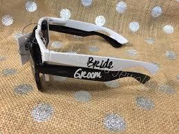 wedding gift honeymoon and groom sunglasses custom sunglasses personalized