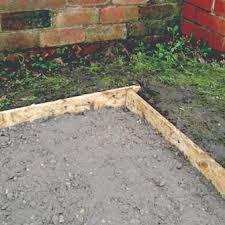 How To Cement A Patio Laying A Garden Patio Bradstone