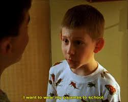 Pajama Kid Meme - 15 reasons why you wish dewey from malcolm in the middle was