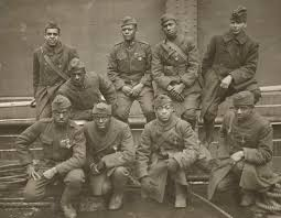 Welcome Home Military Decorations A Brief Look At African American Soldiers In The Great War The