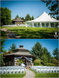 home theater rochester ny ceremony gazebo and reception tent outdoors at the webster