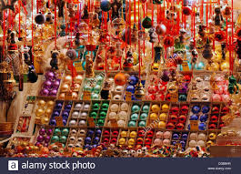 Pictures Of Christmas Decorations In Germany Dpa Christmas Decorations Are On Display At A Stand On The