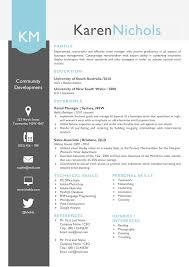 Eye Catching Resume Templates Eye Catching Word Resume Design Resume Templates Creative Market