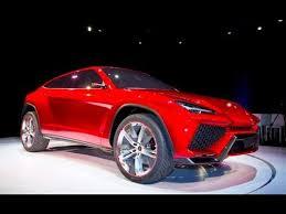 Lamborghini Urus Suv Lamborghini Urus Concept Lambo Suv Revealed Motor1 Com Photos