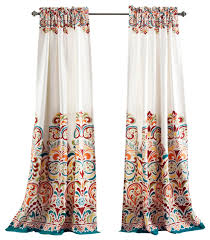 95 Long Curtains Contemporary Curtains And Drapes Houzz