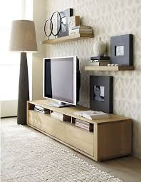 How To Decorate Floating Shelves Best 25 Tv Stand Decor Ideas On Pinterest Tv Decor Tv Wall