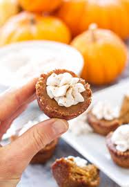 paleo pumpkin pie bites recipe runner