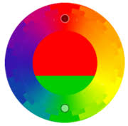 complementary color complementary color scheme colorpedia