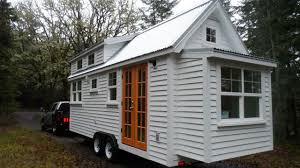 the ynez from the oregon cottage company cute tiny house youtube