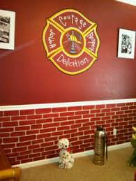 firefighter home decorations firefighter sign firefighter decor distressed wood sign