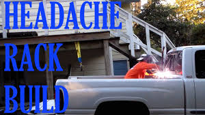 Dodge Ram Truck Build Your Own - headache rack build youtube