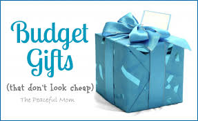 budget gifts that don t look cheap the peaceful