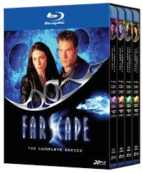 deal farscape the complete series dvd