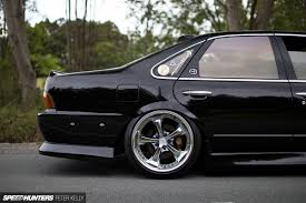 nissan cefiro humble beginnings street snaking a31 speedhunters