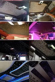 Kit Ciel Etoile 12 V Toit De La Voiture Plafond étoilé Spot Fiber Optique Lumière