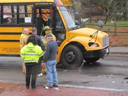 update driver to be cited in yarmouth accident involving bus