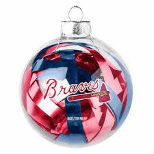 atlanta braves decorations ornaments santa