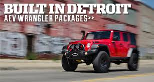 aev jeep truck expedition vehicles premium suspension systems bumpers