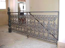 Antique Banister Antique Railings The Iron Anvil Salt Lake City Utah