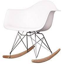chaise a bascule eames amazon fr chaise bascule eames